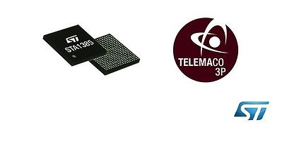 eT-Kernel Now Supports ST's Telemaco3P Automotive Application Processors